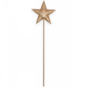 Magic wand star - Copper