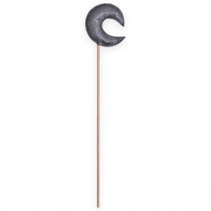 Magic wand moon - Anthracite
