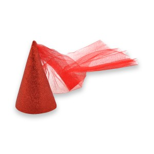 Fairy hat - Red